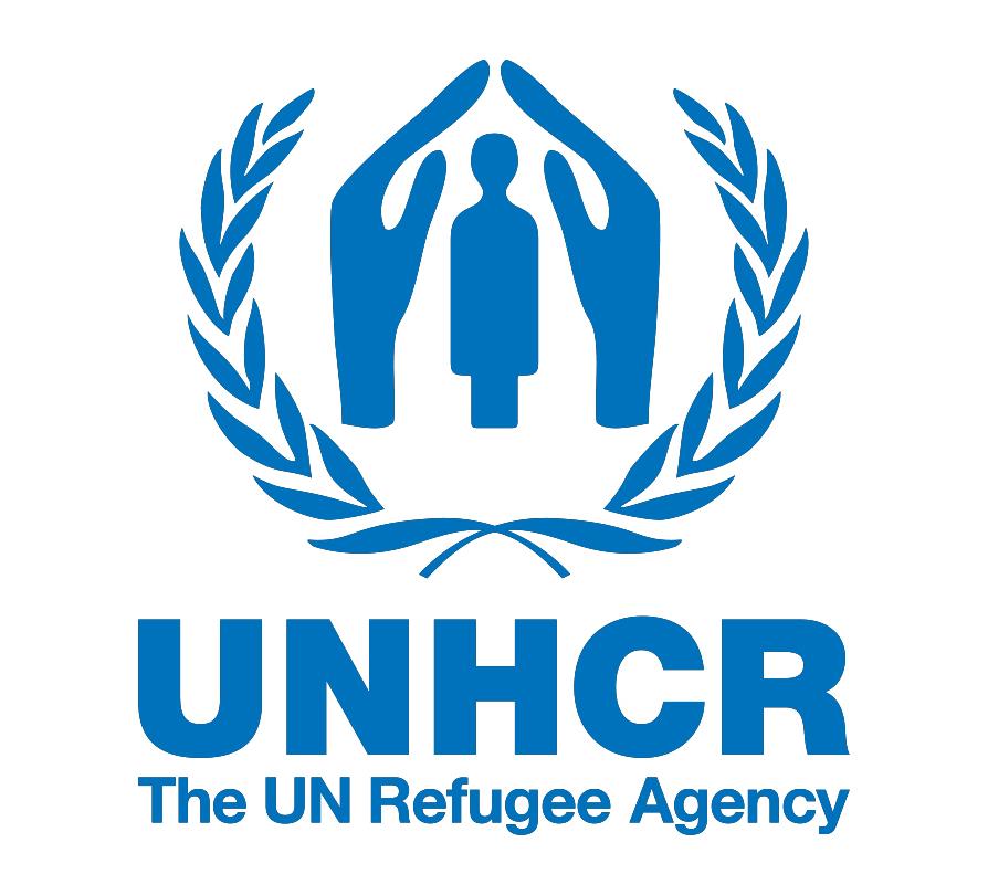 Logotipo de ACNUR