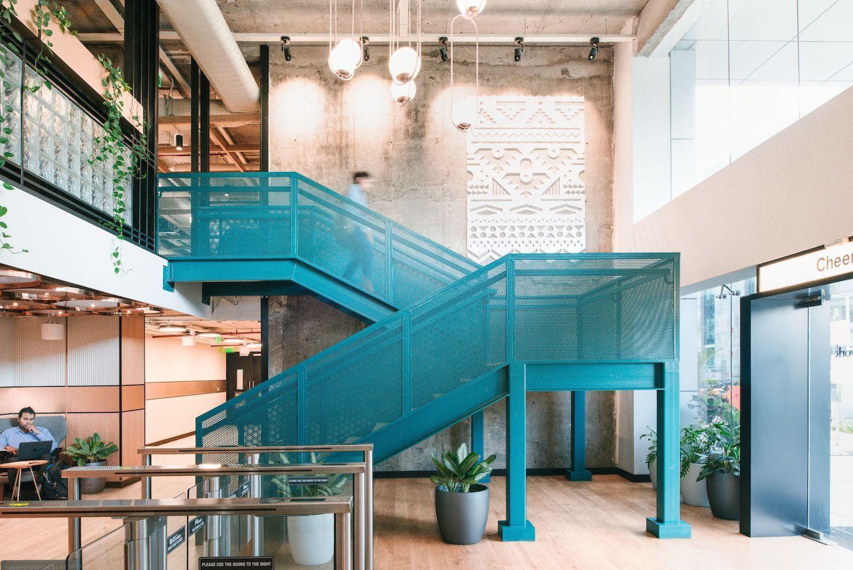 12+ Escalier Crativit Holistique