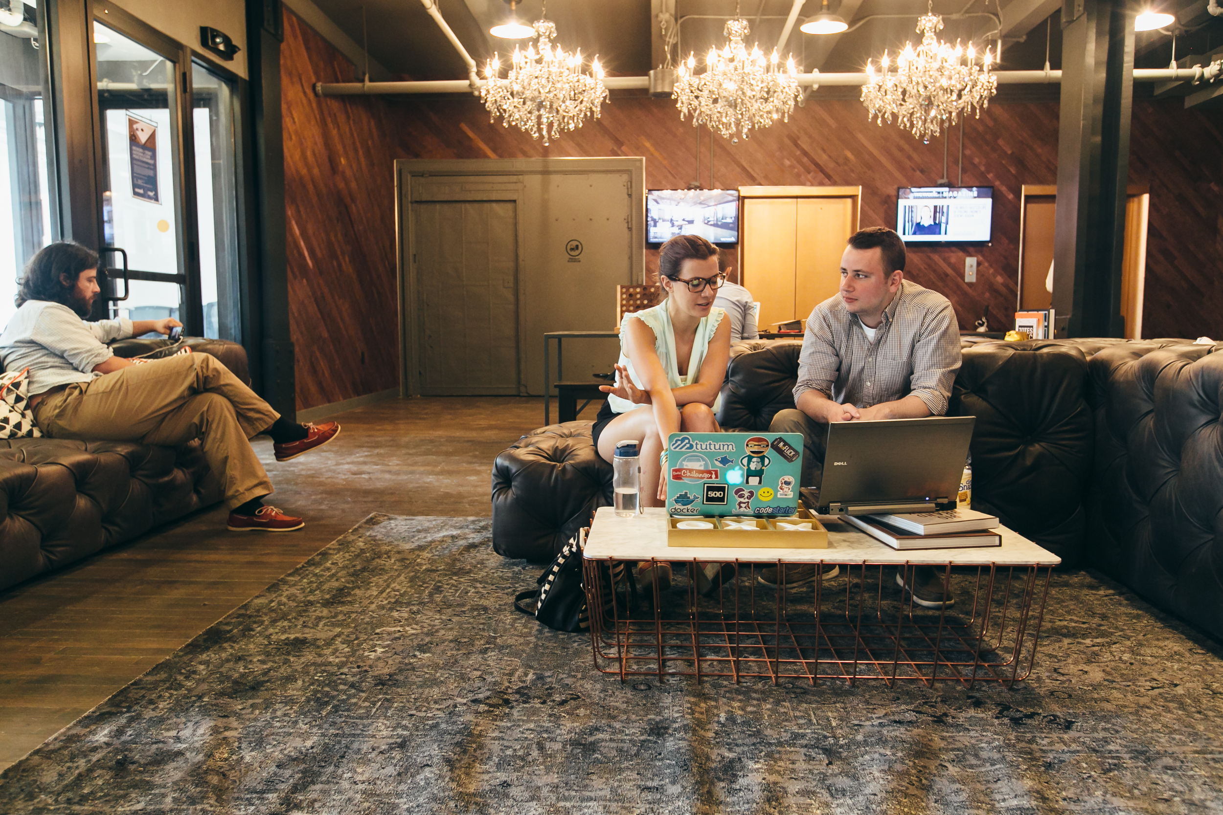 What's the best workspace for your startup? - Ideas