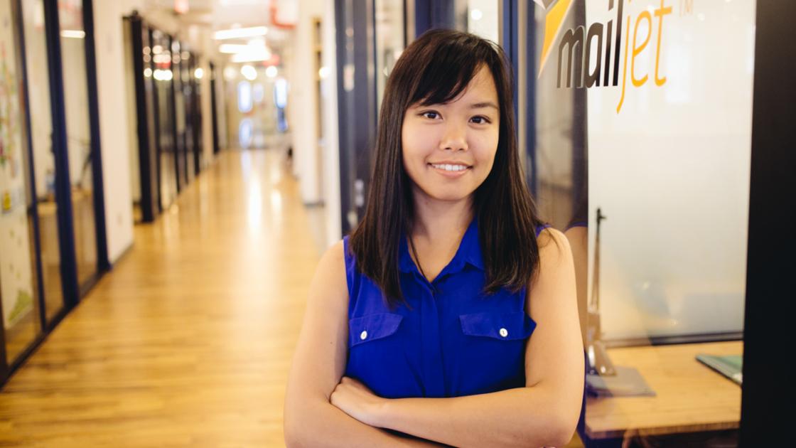 Denise Chan Fulton member Mailjet Member Spotlight WeWork