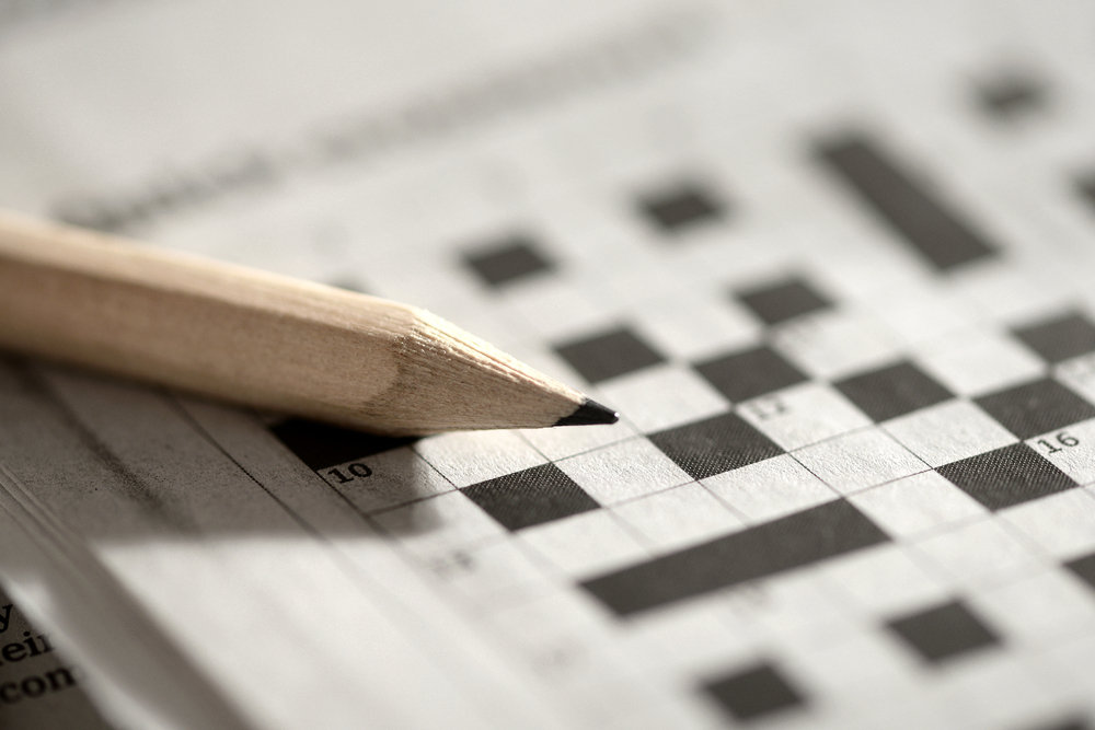 Two Things To Know Before You Solve A Crossword Puzzle Ideas