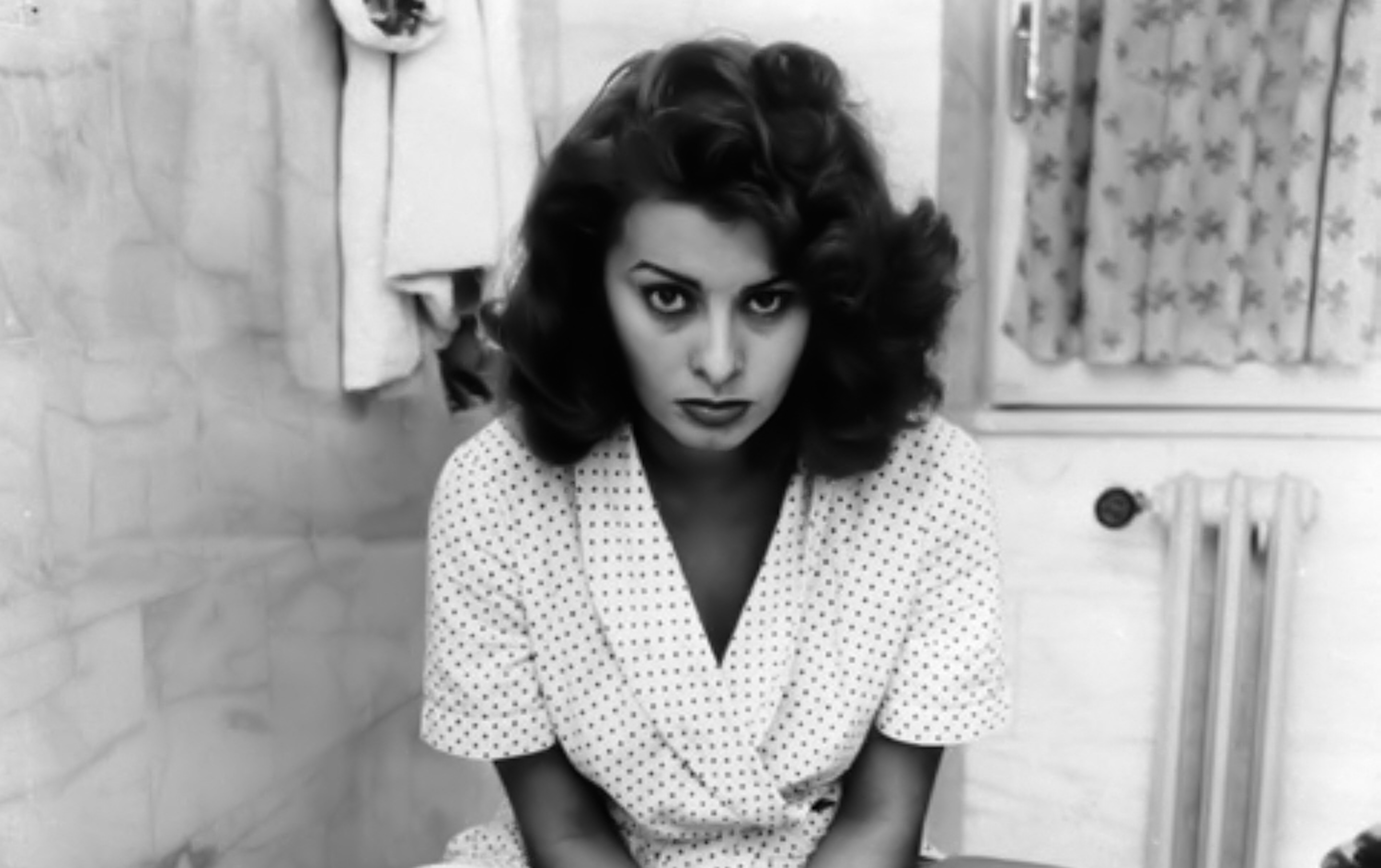 Learn From Her: Sophia Loren on paying your dues - Ideas