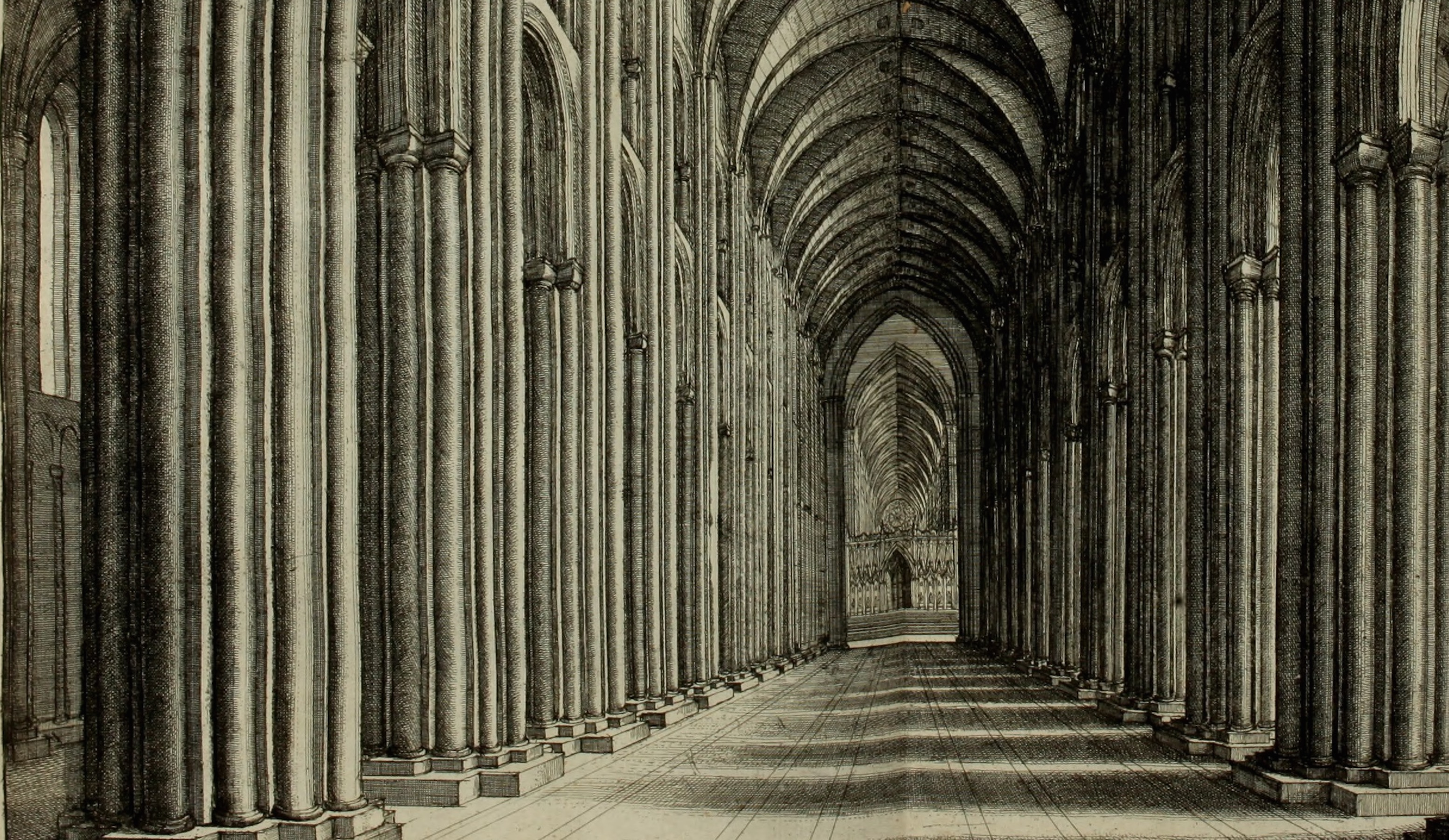 Reading: How to draw a cathedral - Ideas