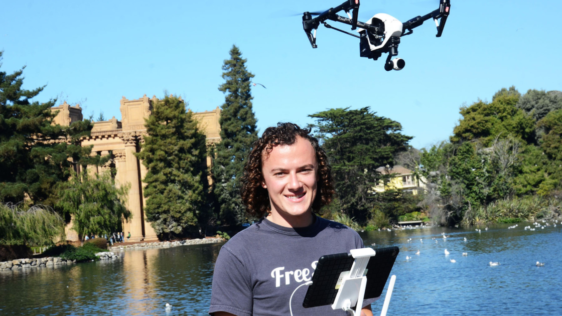 Clearing the Runway, Drone Startup FreeSkies Takes Off