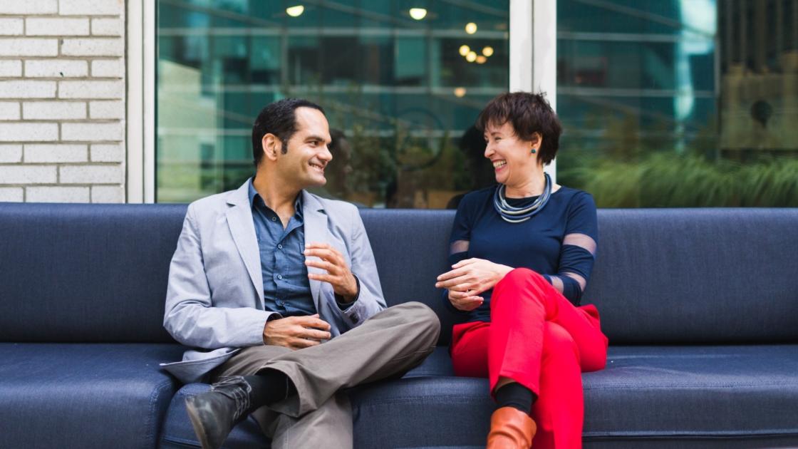 Raya Khanin and Ali Mostashari
