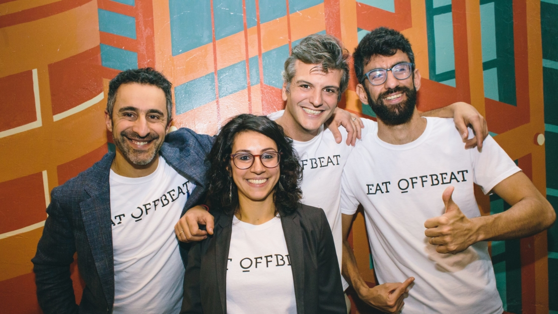 Eat Offbeat WeWork Creator