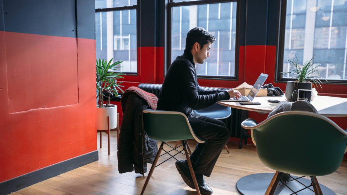 Traditional Corporate Office Design Ideas from www.wework.com