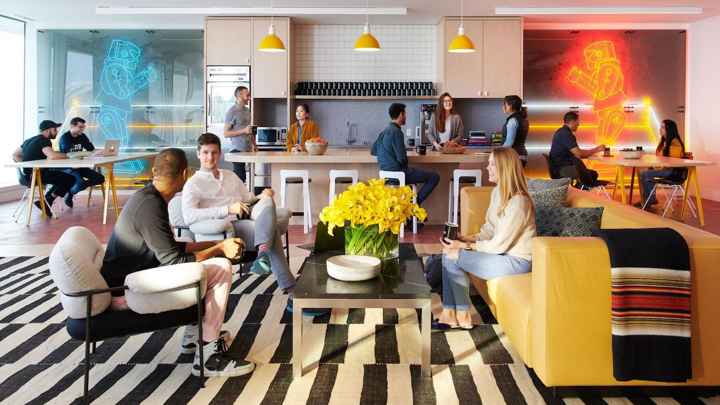 12 benefits of a collaborative workspace - Ideas
