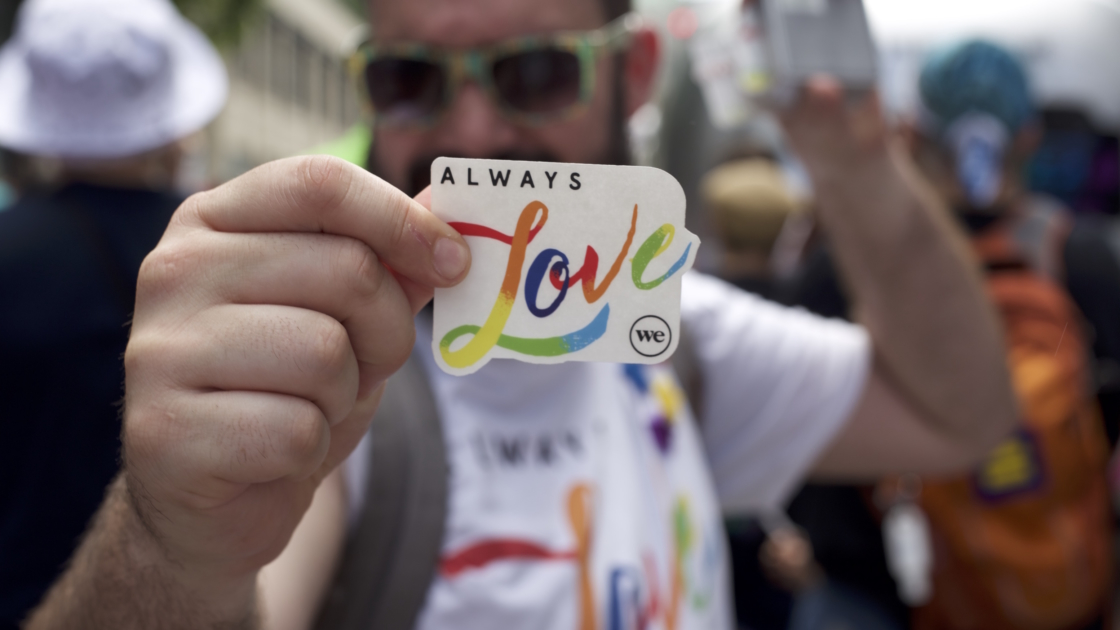 WeWork LGBT Portland Pride Parade