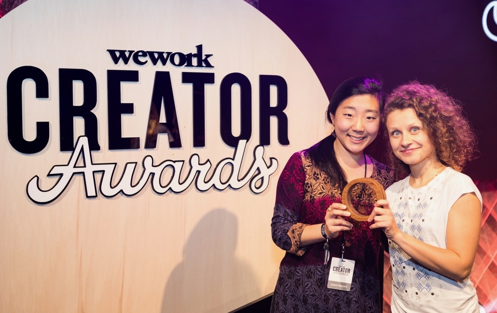 WeWork London Creator Awards winners