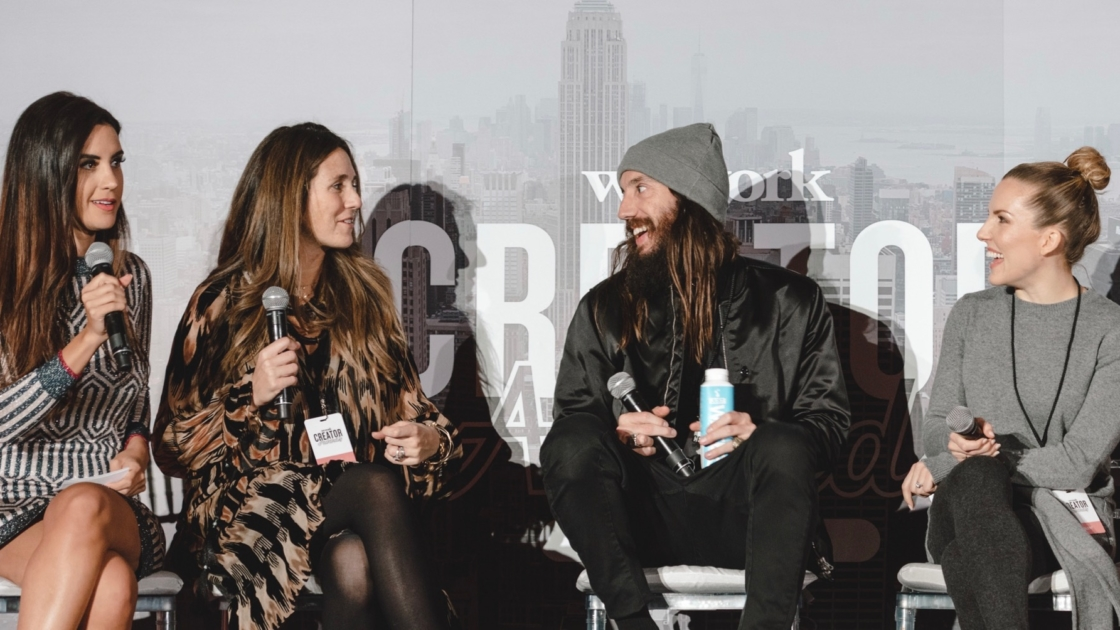 WeWork's New York Creator Awards