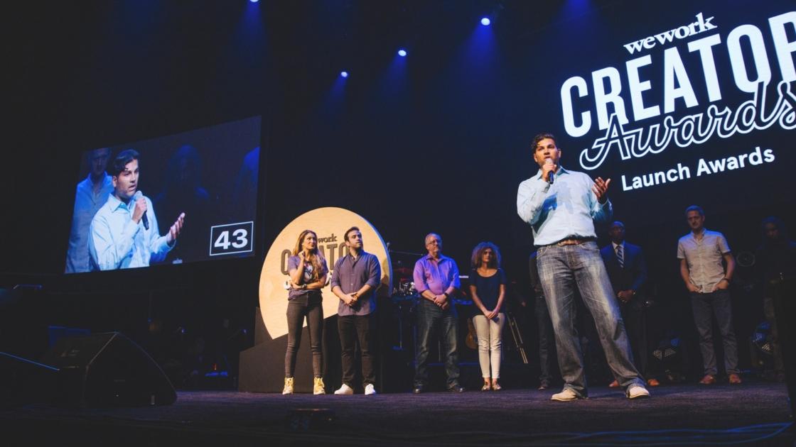 WeWork Creator Awards Austin