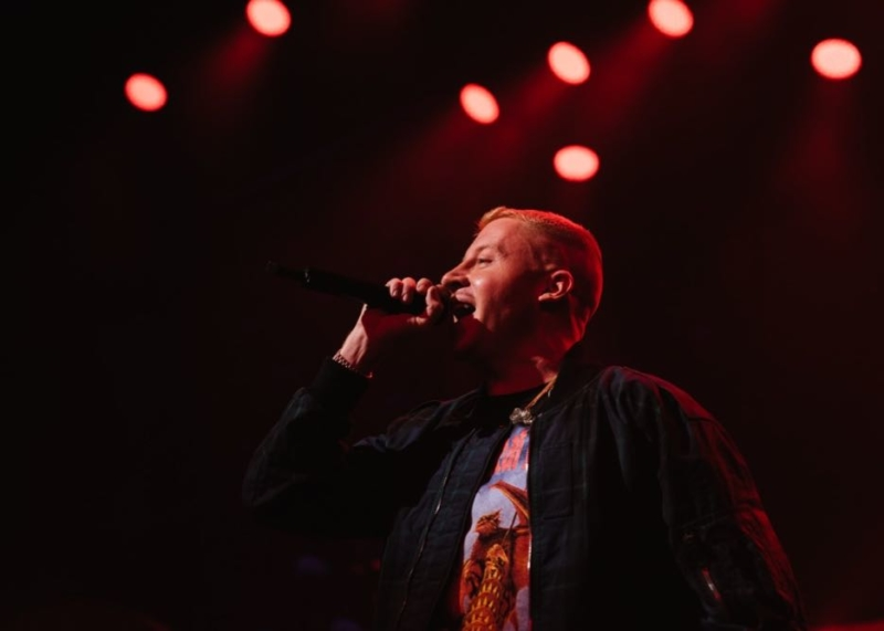 Macklemore at the Theater at Madison Square Garden