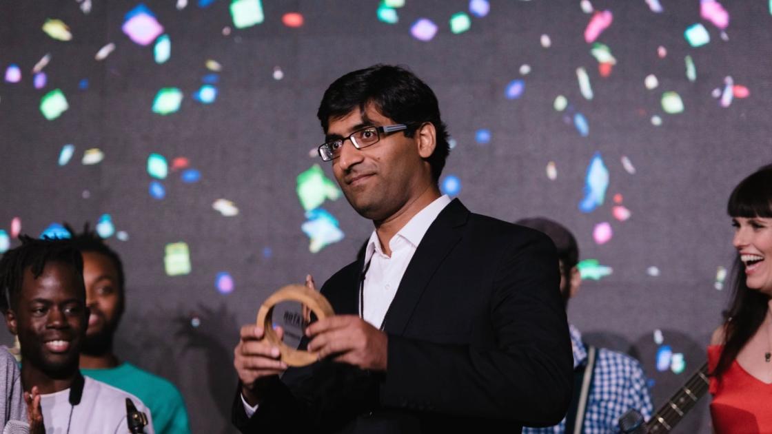 NYC Creator Awards winner