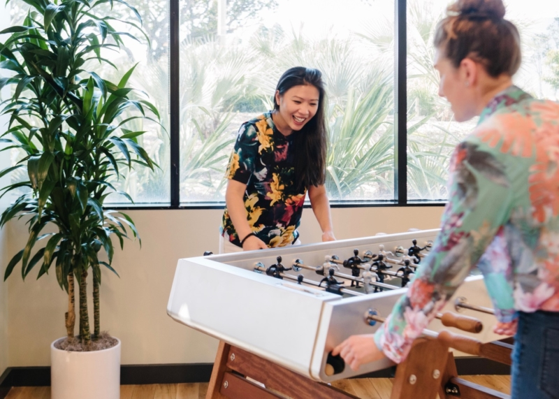 Indoor Office Olympics Game Ideas from www.wework.com