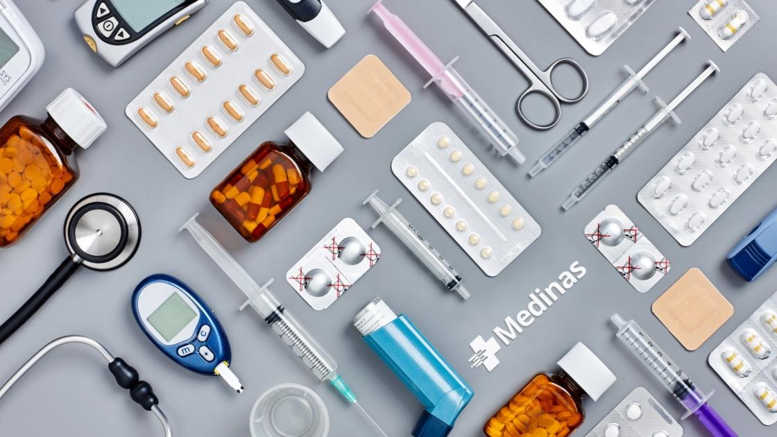 Medical Supplies & Equipment in Lideta