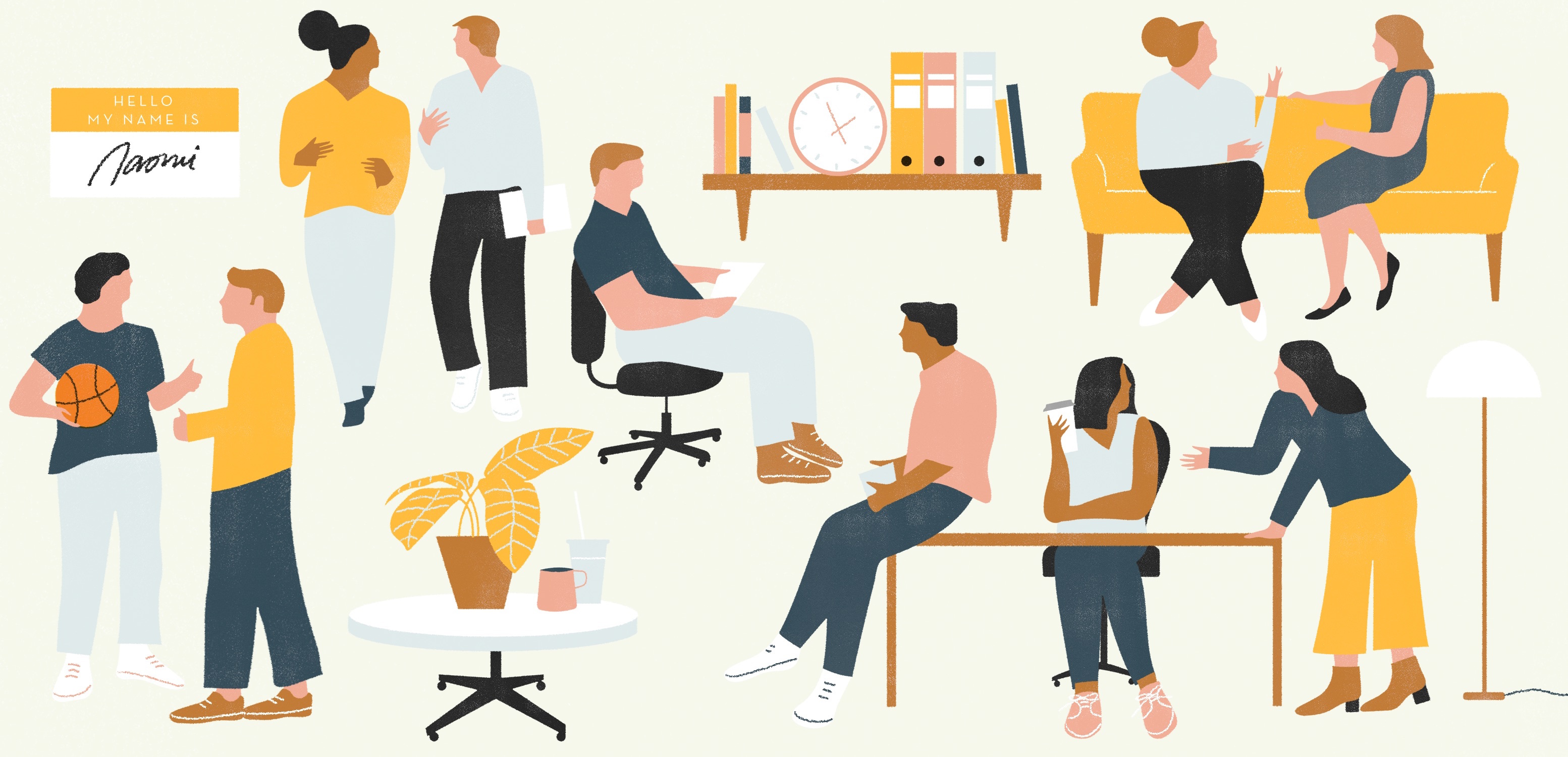 How to build workplace connections that help us succeed - Ideas