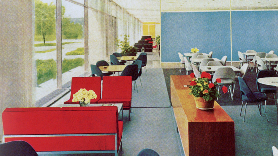 Woman Who Shaped Modern Office Design