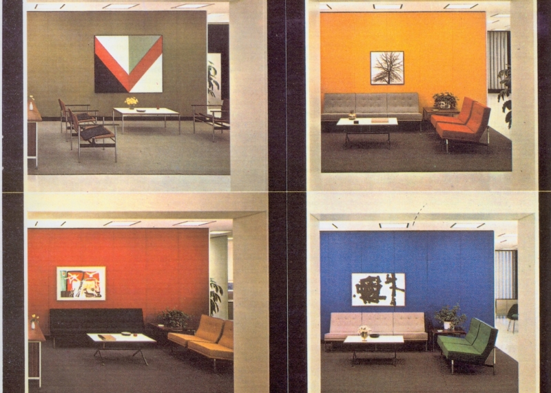 The Woman Who Shaped Modern Office Design Ideas