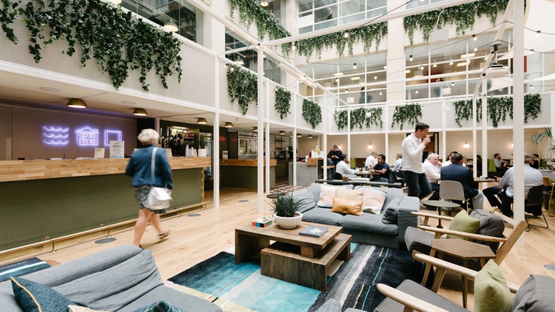 WeWork Office Space London