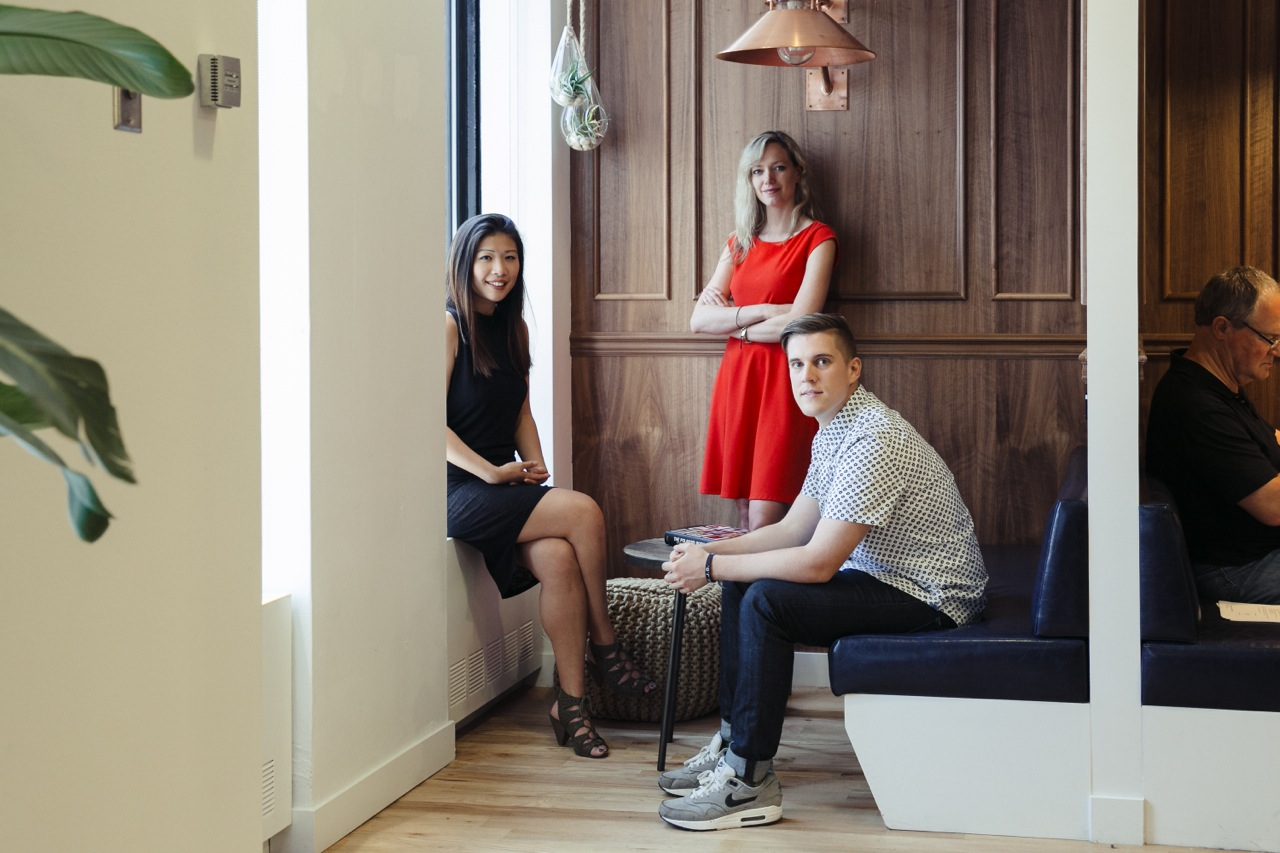 How Our Design Team Creates the WeWork Look