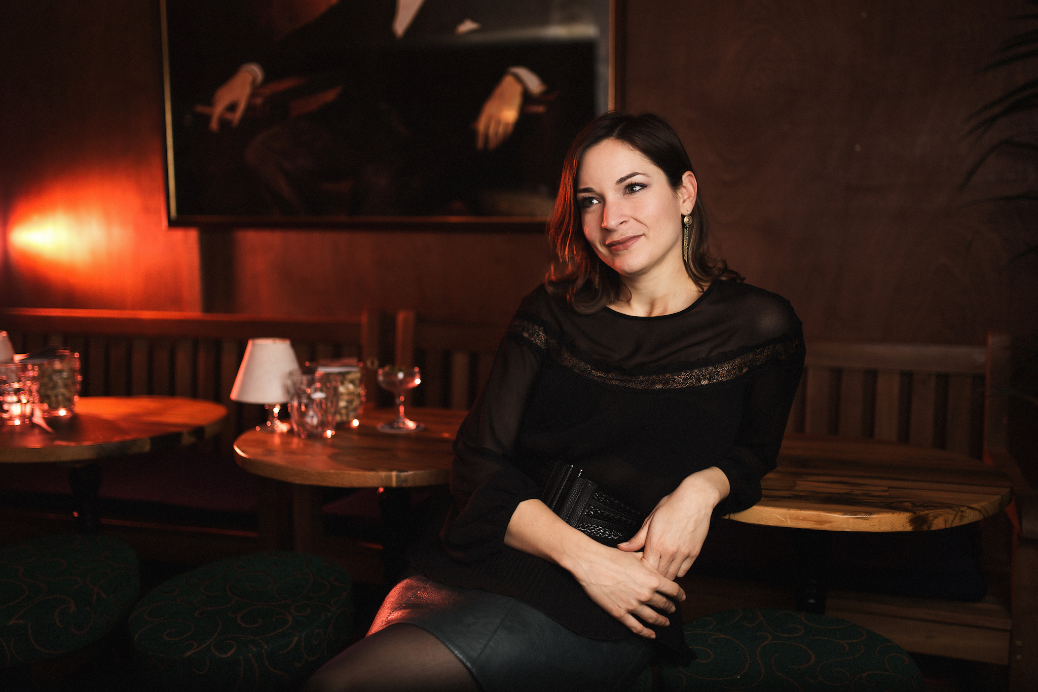 For Jazz Singer Gabrielle Ducomble, Silence Is Music to Her Ears2