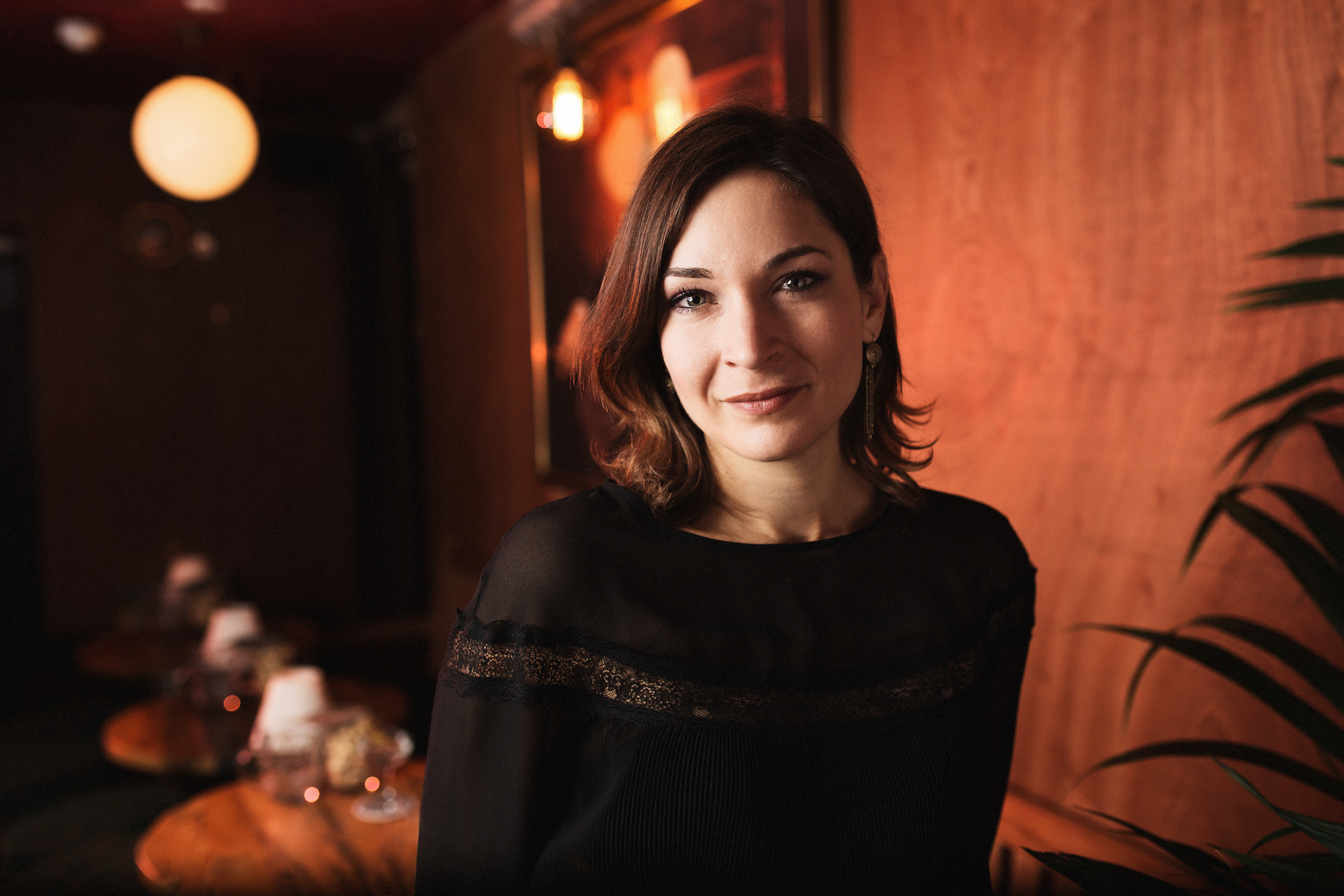 For Jazz Singer Gabrielle Ducomble, Silence Is Music to Her Ears3
