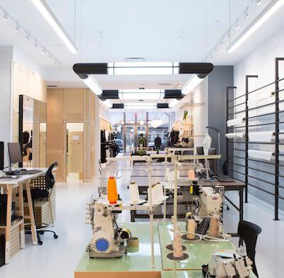 7e3cc5b1236 Lululemon Lab introduces a 'riskier' design to New York City - Ideas