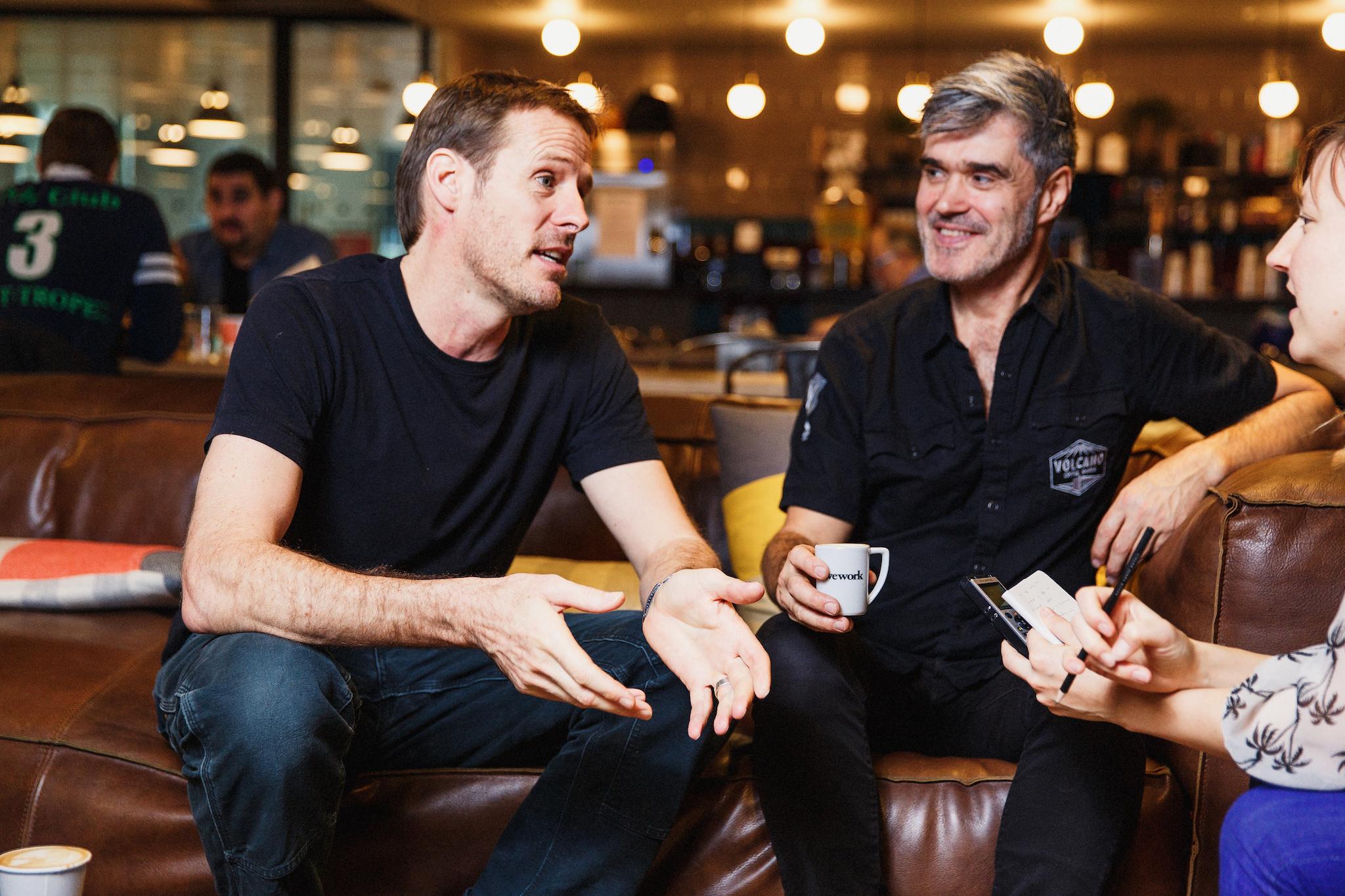 Two Coffee-Loving Friends Lead London's Bean Scene3