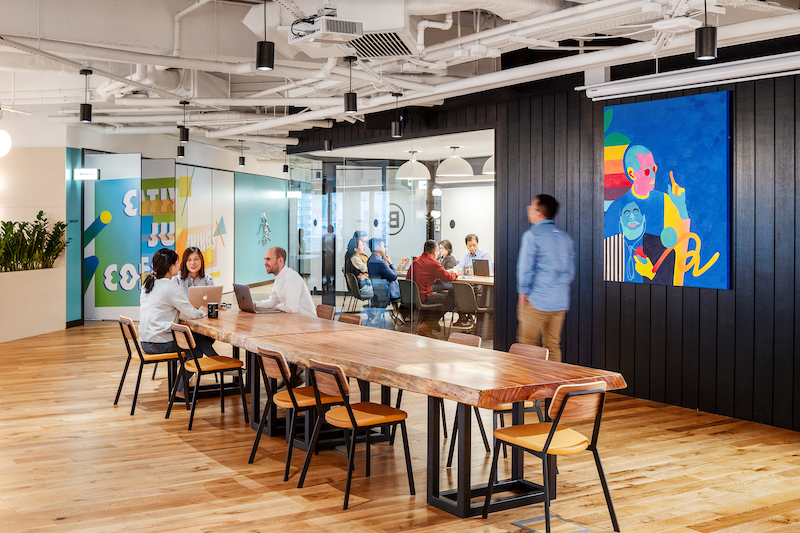 Eight Collaboration Spaces That Go Beyond The Conference Room Ideas
