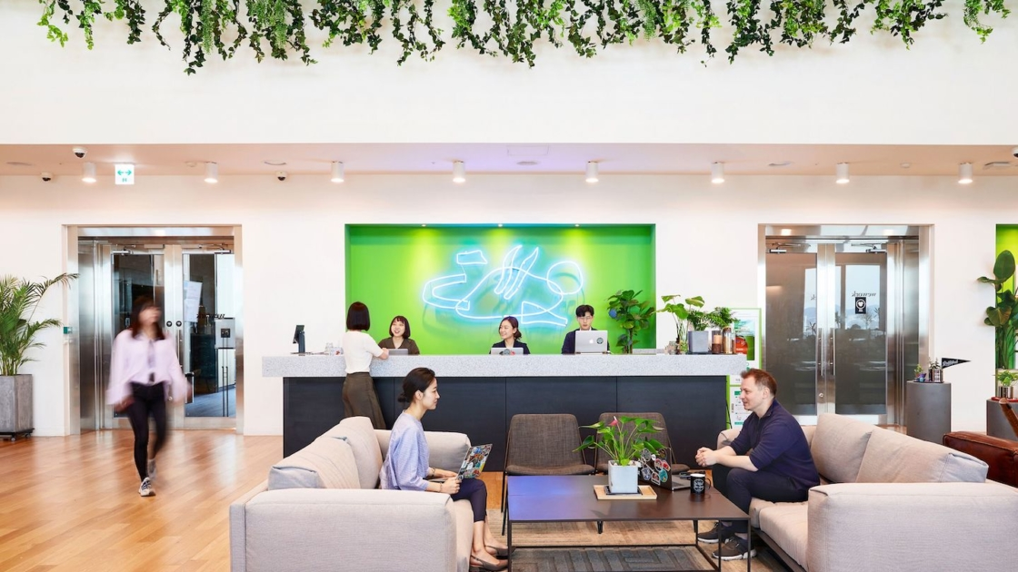 How your office space can help attract top talent - Ideas