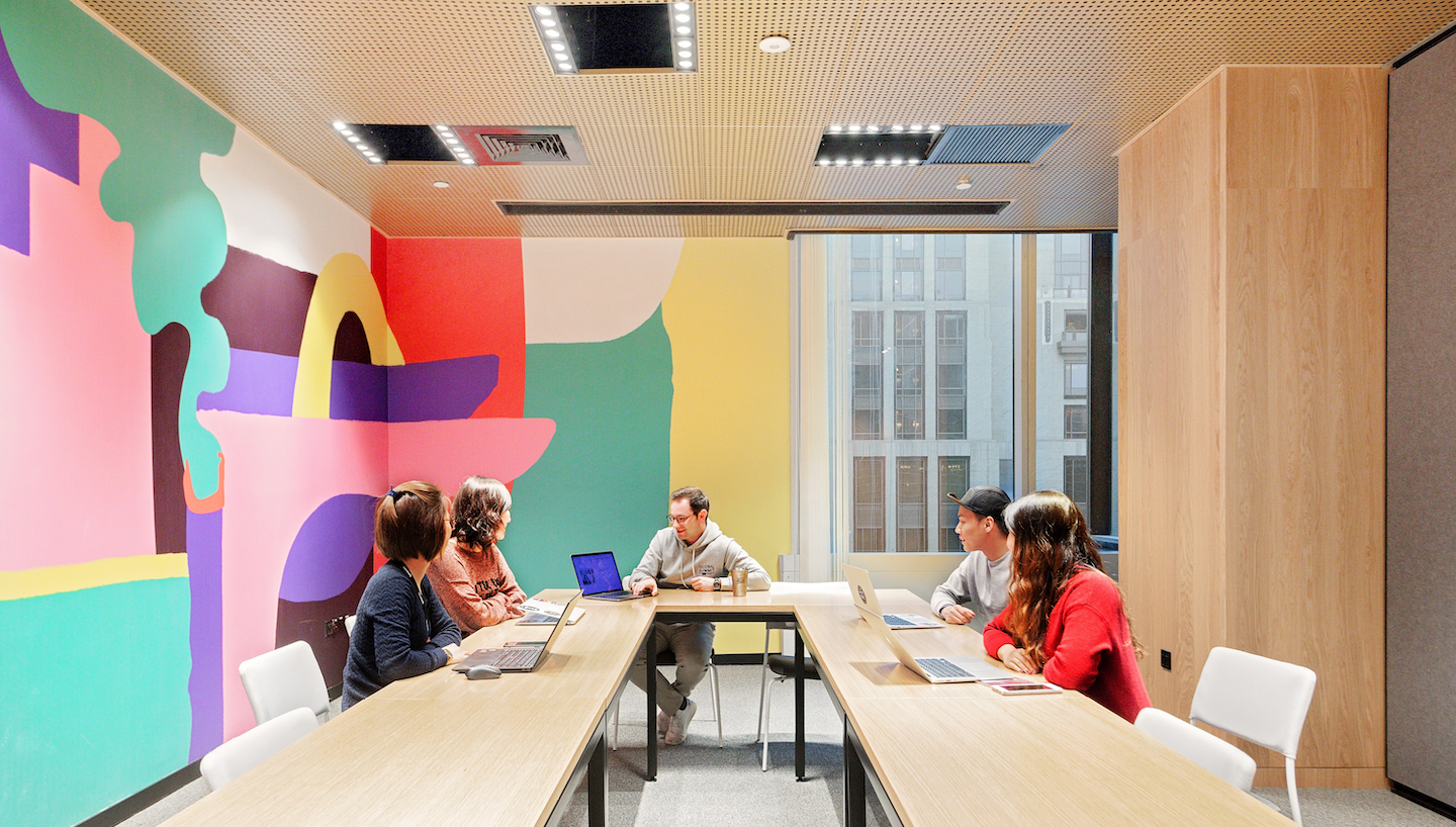 10 conference rooms for every type of meeting - Ideas