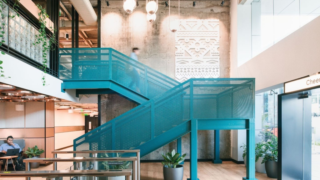10 Stunning Staircases In Wework Locations Around The World Ideas