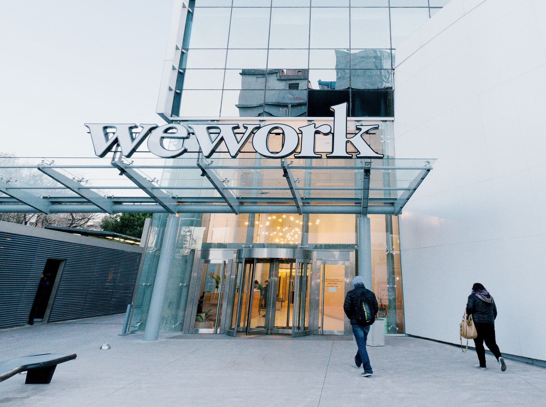 WeWork Av Libertador 1000 in Buenos Aires. Photographs by The We Company