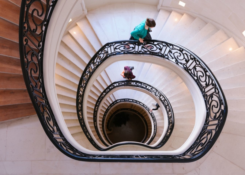 10 Stunning Staircases In Wework Locations Around The World