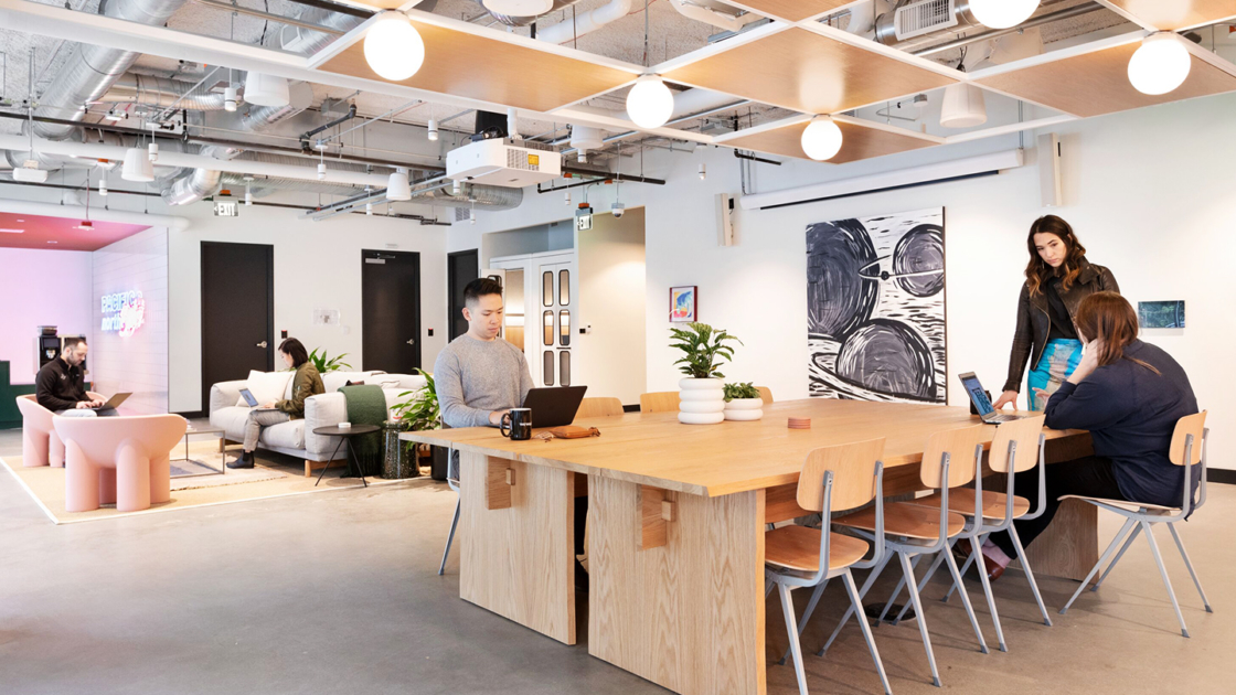 Wework Office Solutions For Small And Midsize Companies