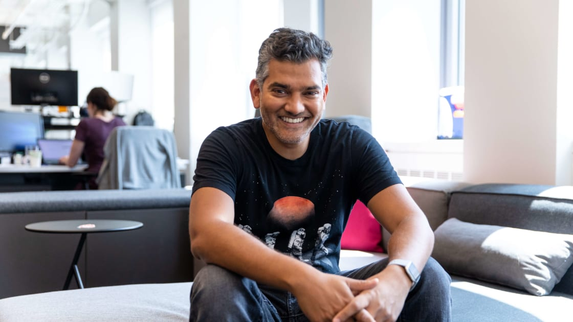 Vivek Sharma Movable Ink | WeWork | soft skills for leaders