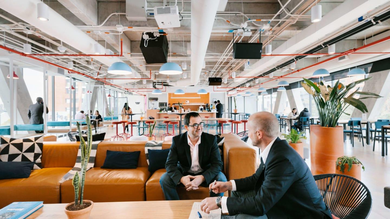 WeWork broker partners