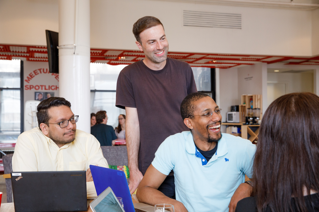Meetup staff