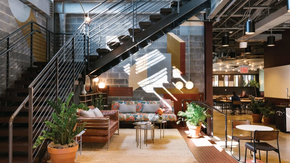WeWork - The Apollo, 810 7th St NE. Washington DC