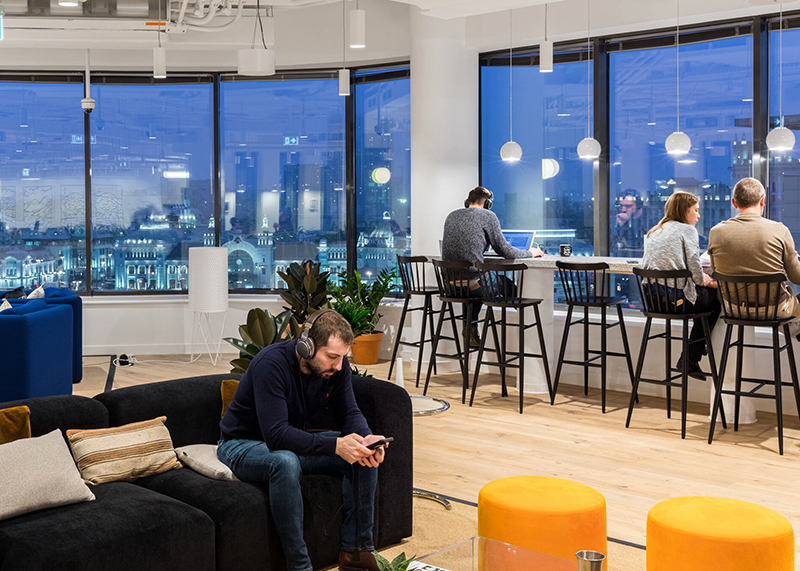 The best office lighting for employee productivity - Ideas