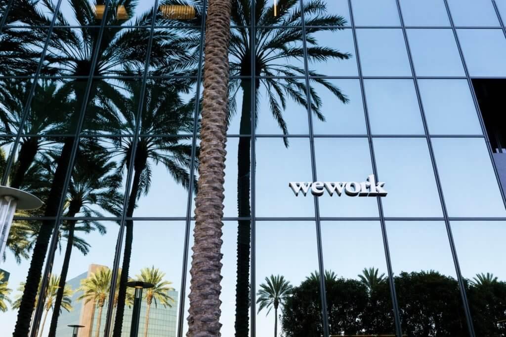 Los Angeles WeWork Office Space