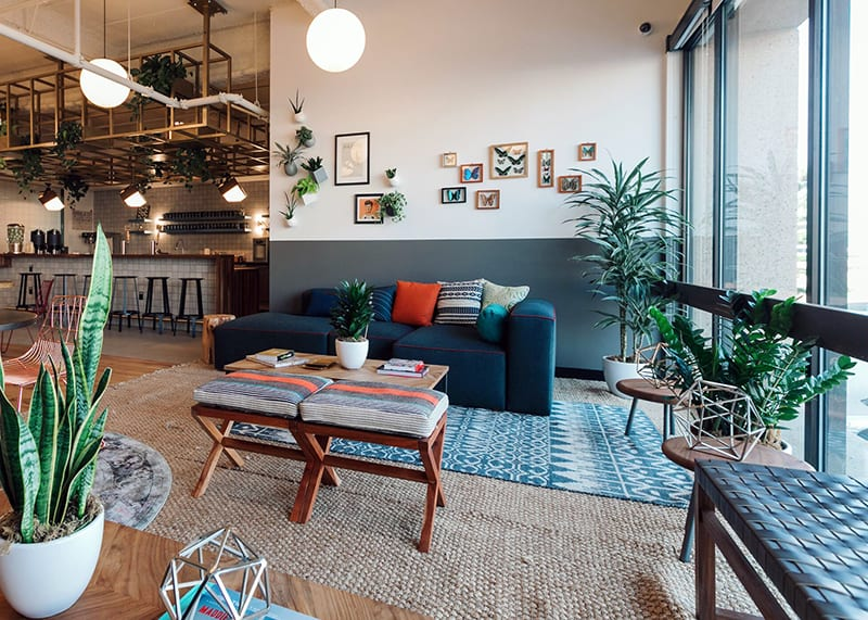 WeWork coworking space in Los Angeles on 177 E Colorado Blvd in Pasadena