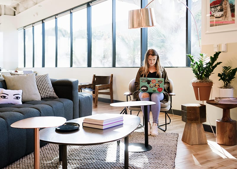 WeWork coworking space in Los Angeles at Manhattan Beach Towers in Manhattan Beach