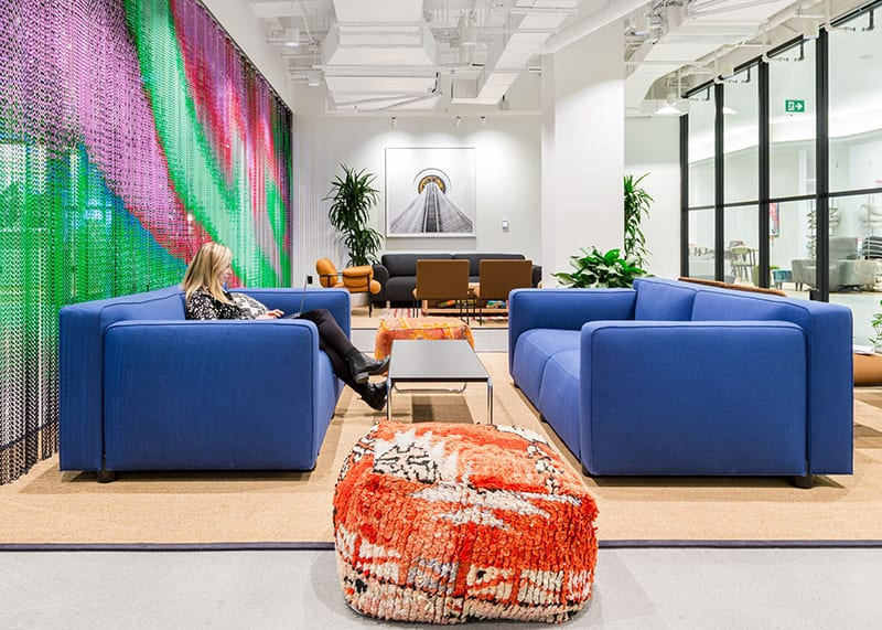WeWork coworking space in Toronto on 176 Yonge St in Old Toronto