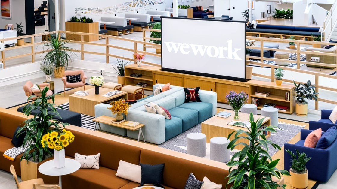 One key to any office: a flexible option for workspace - Ideas