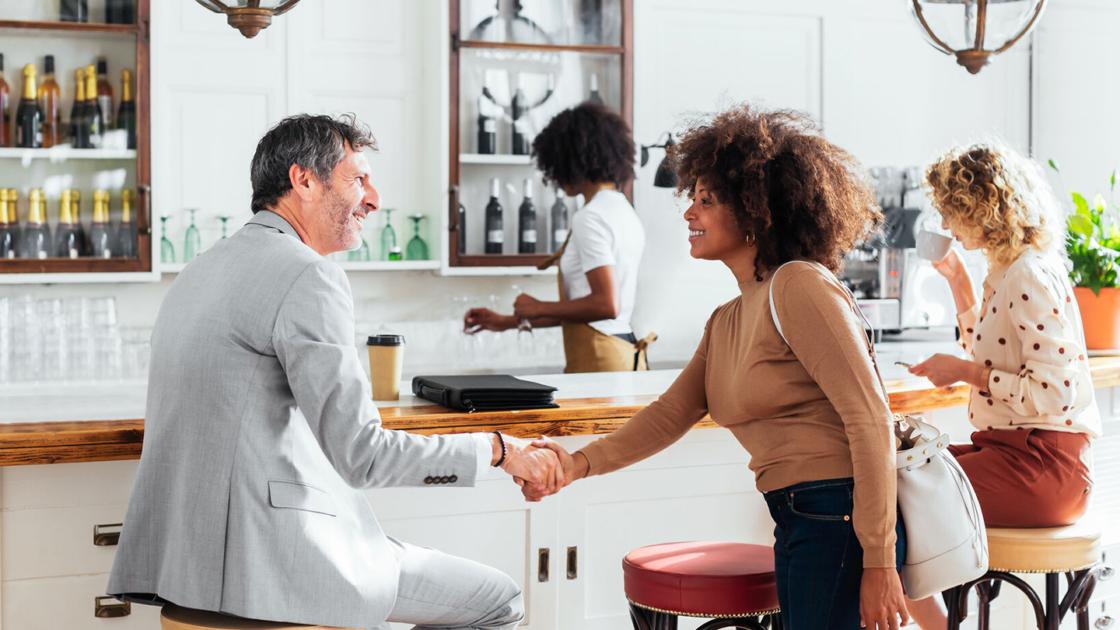 oznaki, że spotykasz się z agentem nieruchomości