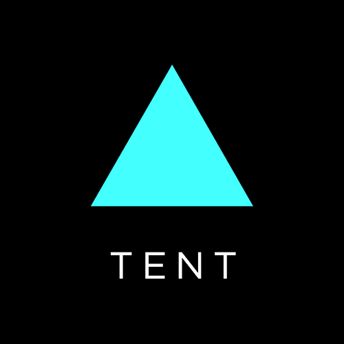 Tent 標誌 - 三角形